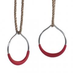 Tornászgyűrű fém