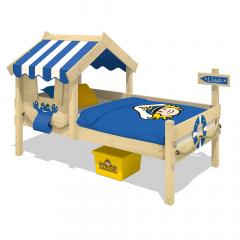 Wickey CrAzY Sharky Egyszemélyes ágy