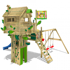 Wickey Smart Treetop Kerti játszótér